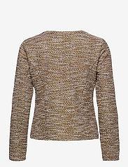 Betty Barclay - Blazer Jacket Short 1/1 Sleeve - colberts - dark blue/yellow - 1
