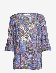 Betty Barclay - Blouse Long 3/4 Sleeve - blouses à manches longues - varicolored - 0