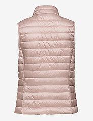 Betty Barclay - Vest Wadding - puffer vests - misty light rose - 1
