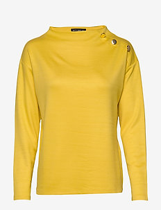 Sweat Long 1/1 Sleeve - sweaters - super lemon