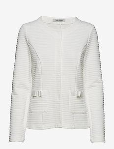 Shirt Jacket Long 1/1 Sleeve - OFFWHITE