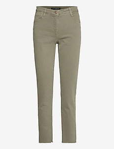 Pants Casual 1/1 Length - slim jeans - dusty olive