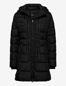 Jacket Wadding - doudounes - black
