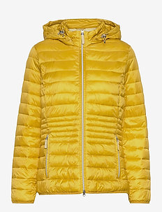 Jacket Wadding - forede jakker - yellow