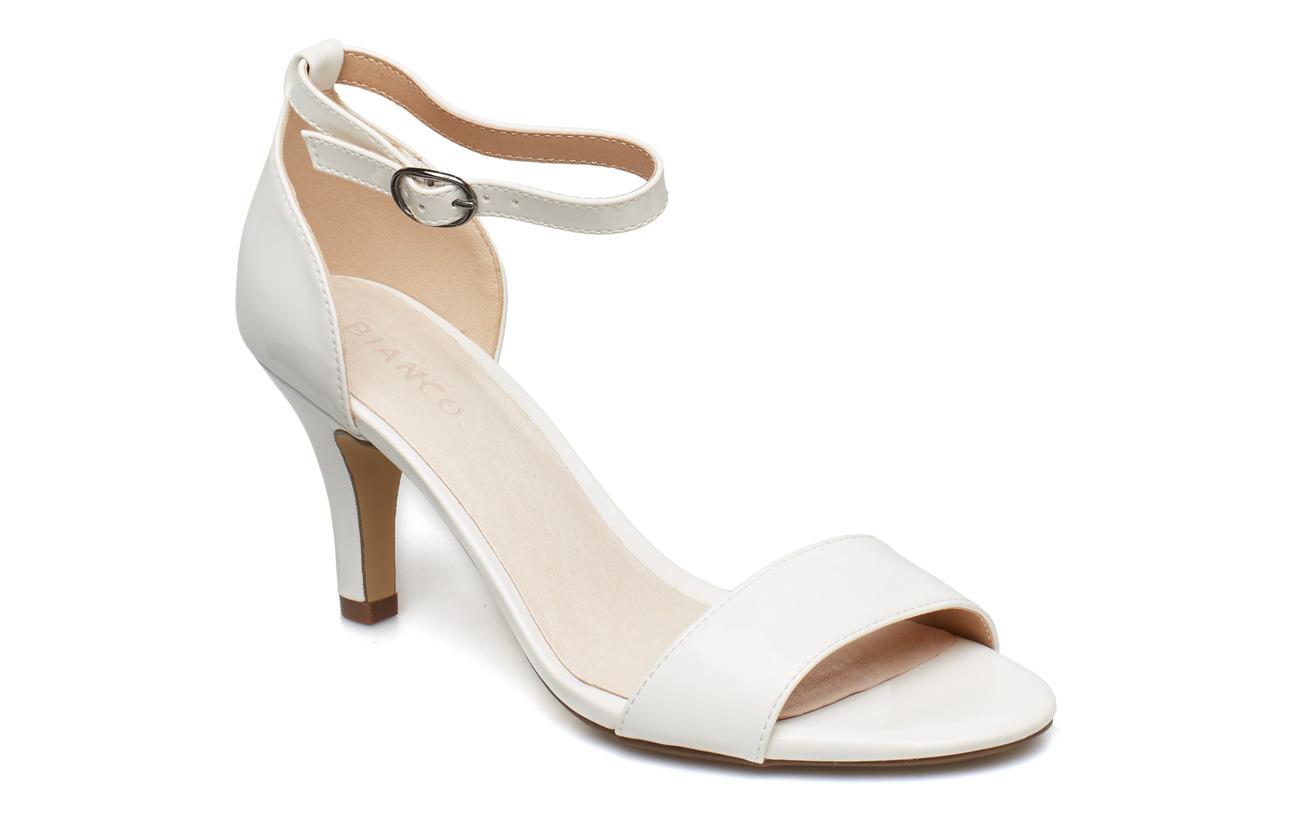 Bianco BIAADORE Basic Sandal - WHITE 3