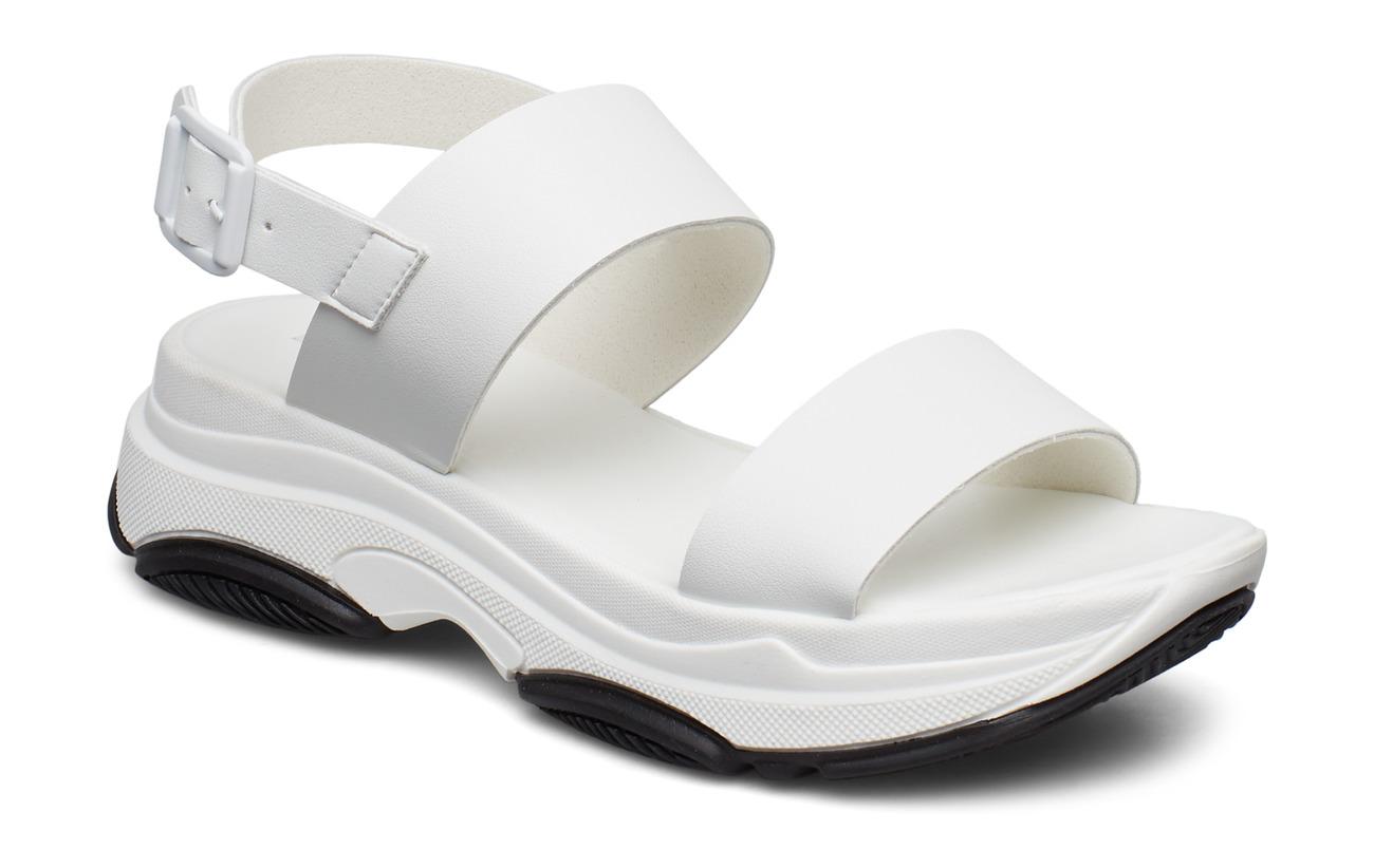 Bianco BIAALIA Chunky Sandal - WHITE