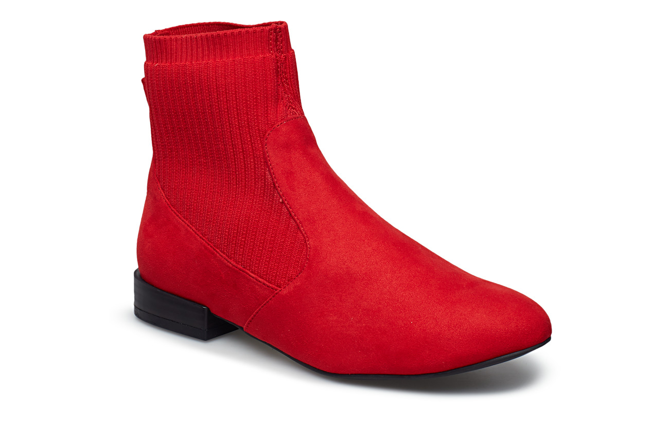 Bianco BFANNE Knit Chelsea - RED 1