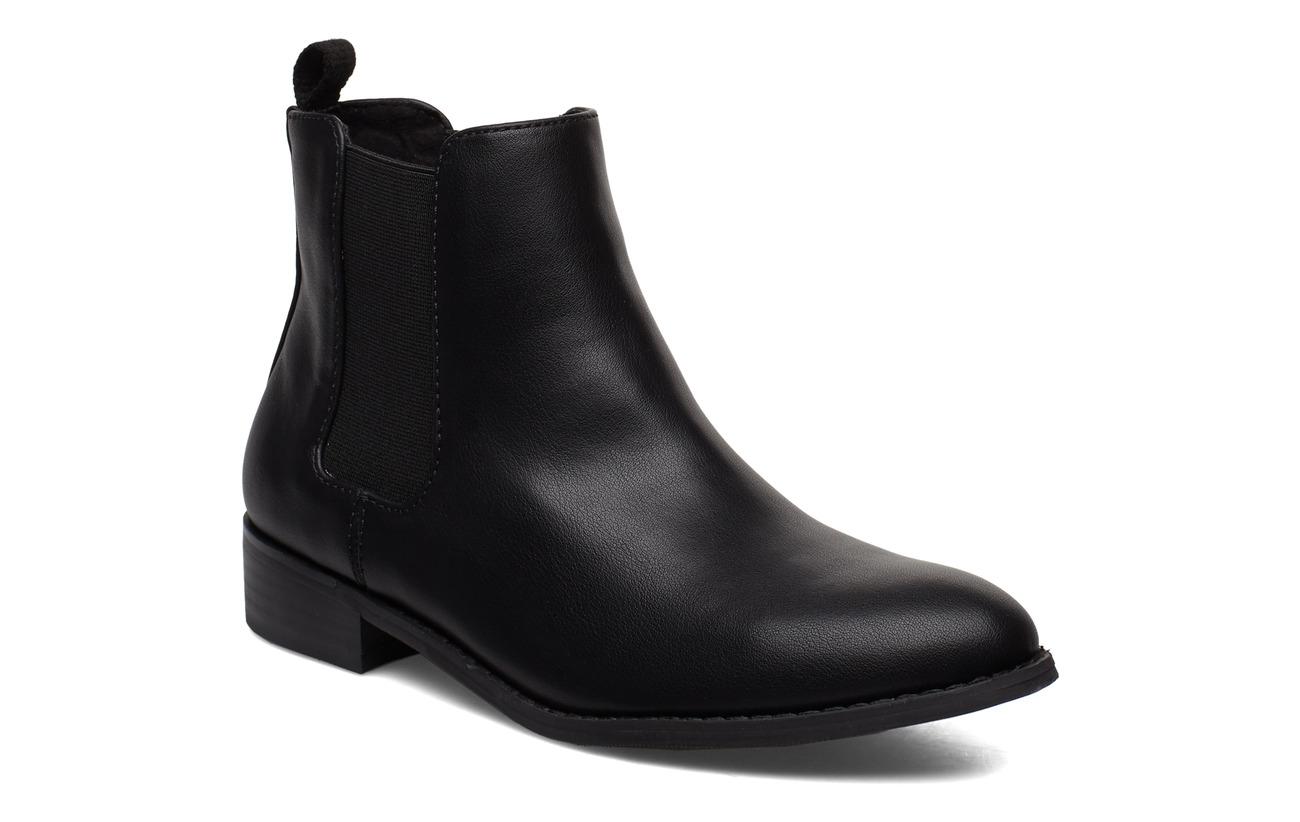 Bianco BIABELENE Classic Chelsea Boot - BLACK
