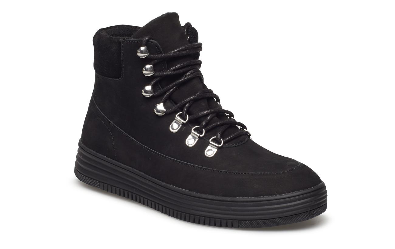 Bianco Hiking Warm Boot - BLACK