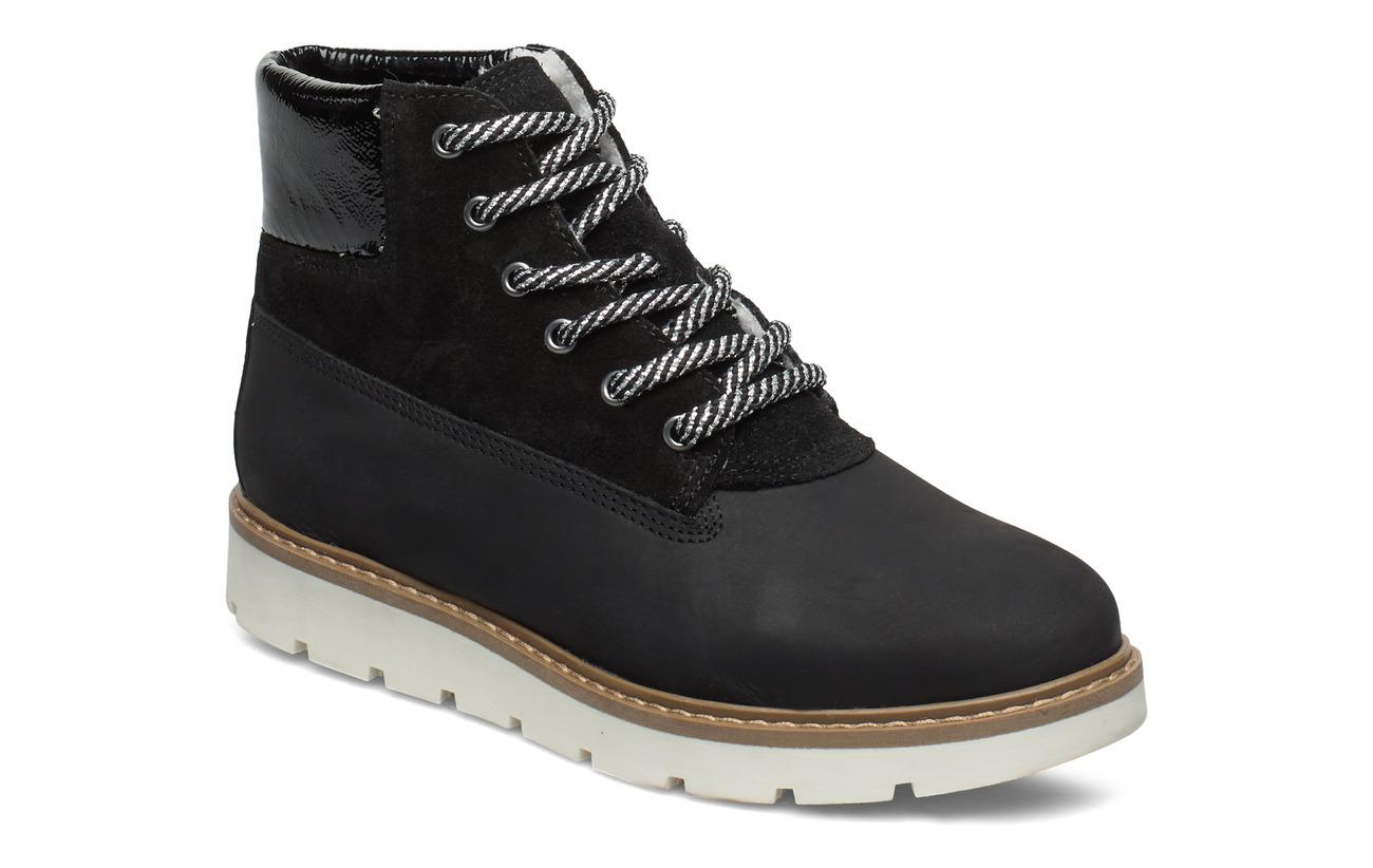 Bianco BIAANLI Winter Wedge Boot - BLACK 2