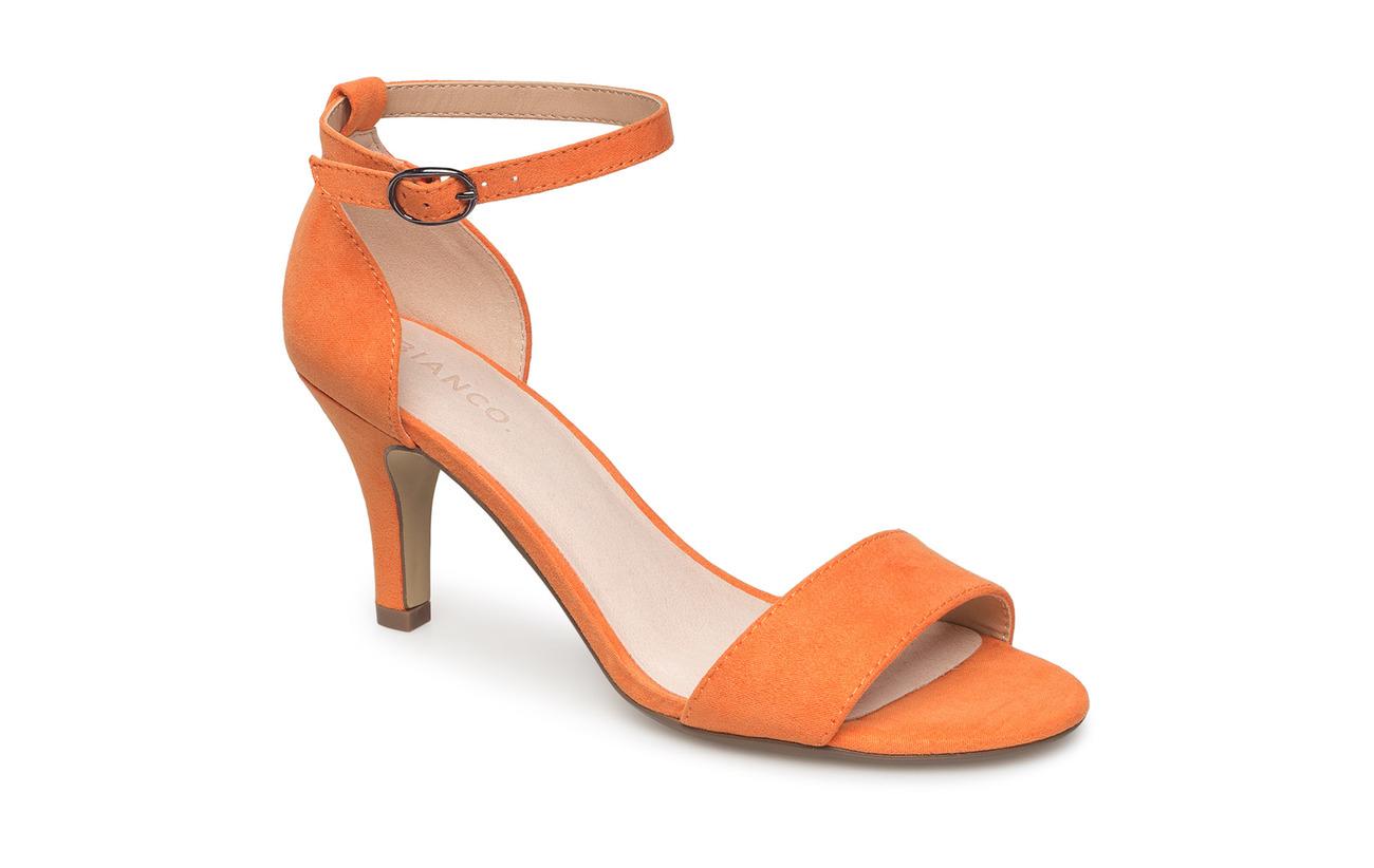 Bianco BASIC - Sandals - orange XWgbXu67