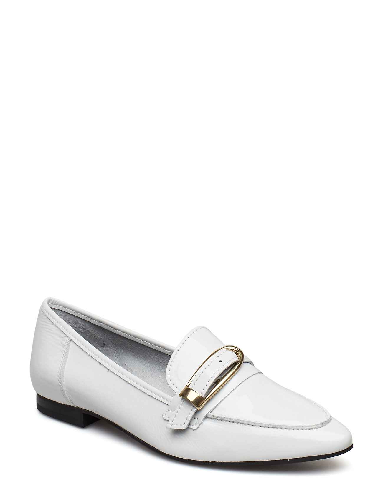 Bianco BIAALIAL Leather Buckle Loafer