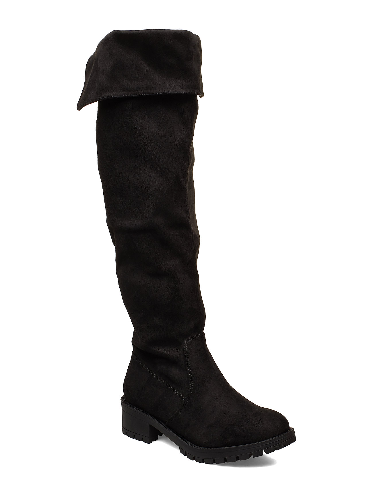 Bianco BIACLAIRE Overknee Boot - BLACK 1