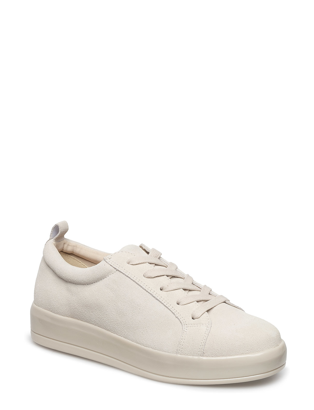 269c2e21c70 Bianco sneakers – Laced Up Suede Sneaker til dame i 43-LIGHT PINK ...
