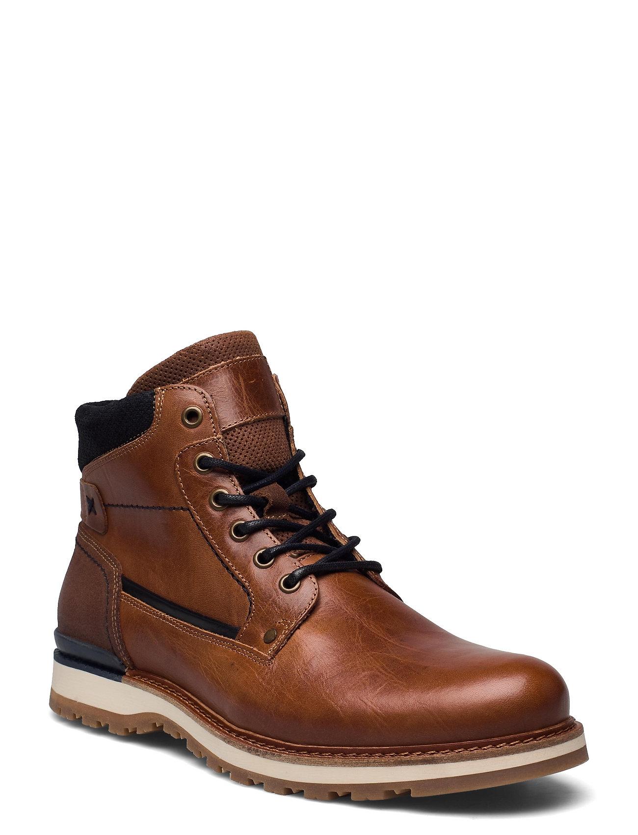 Biadean Boot Snørestøvler Brun Bianco