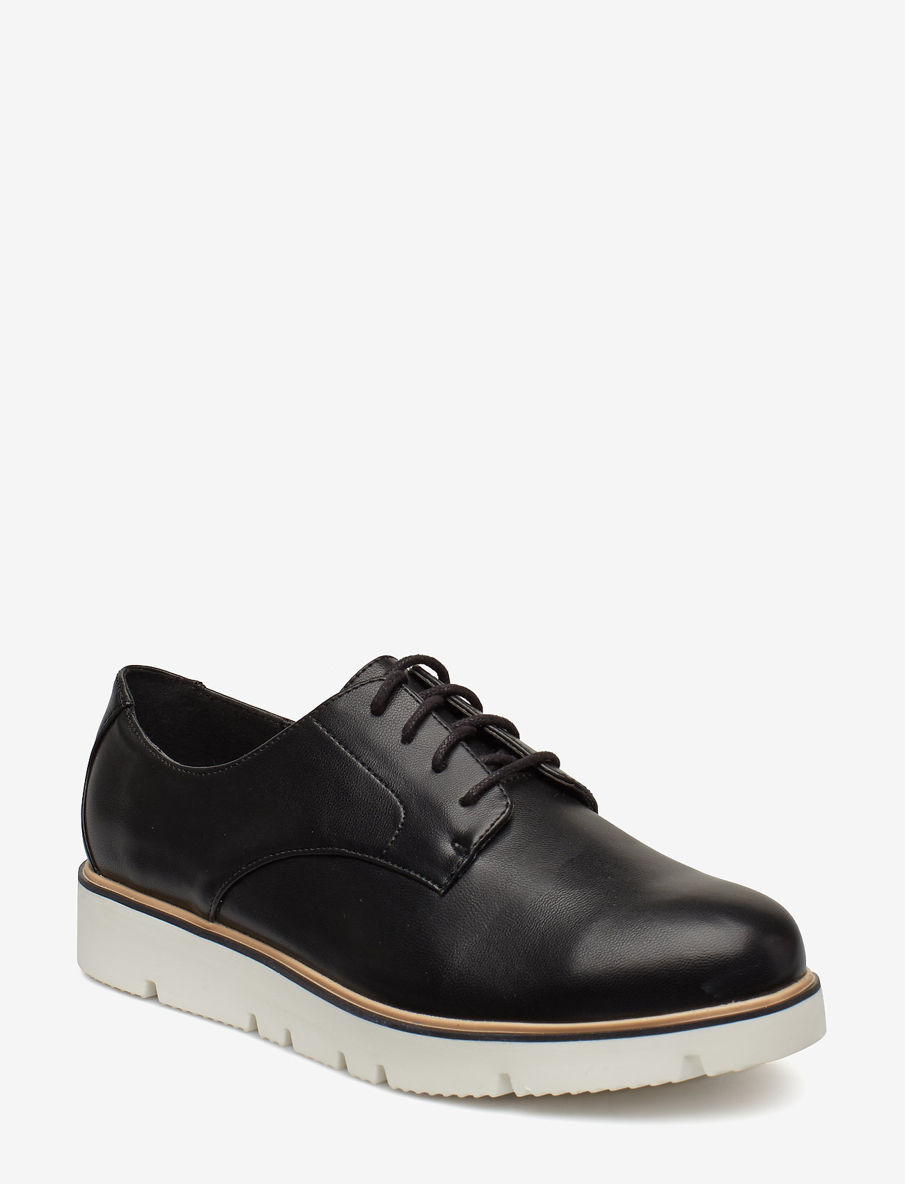 Bianco - BIABITA Derby Laced Up Shoe - laced shoes - black