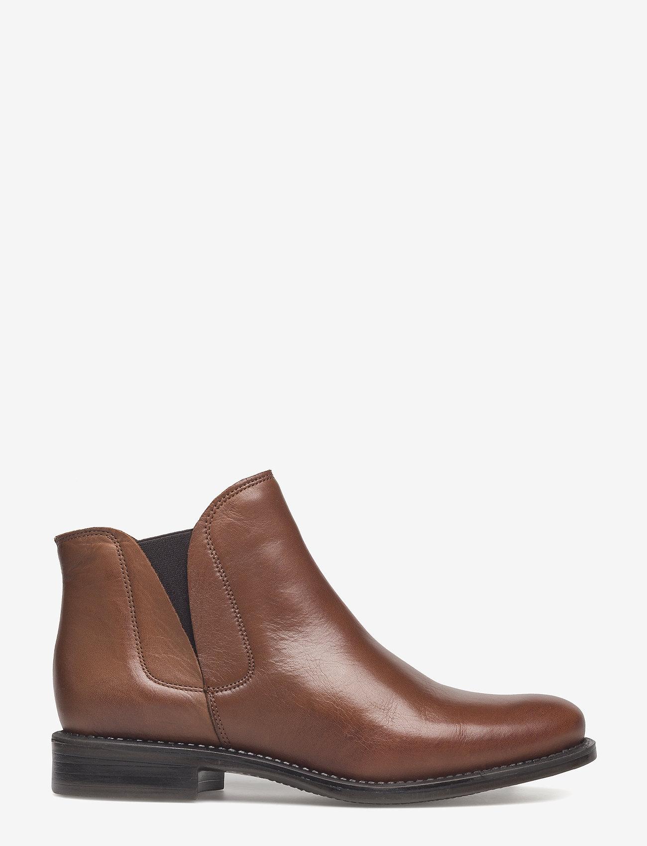 V-split Boot (Cognac) - Bianco 13RDrY