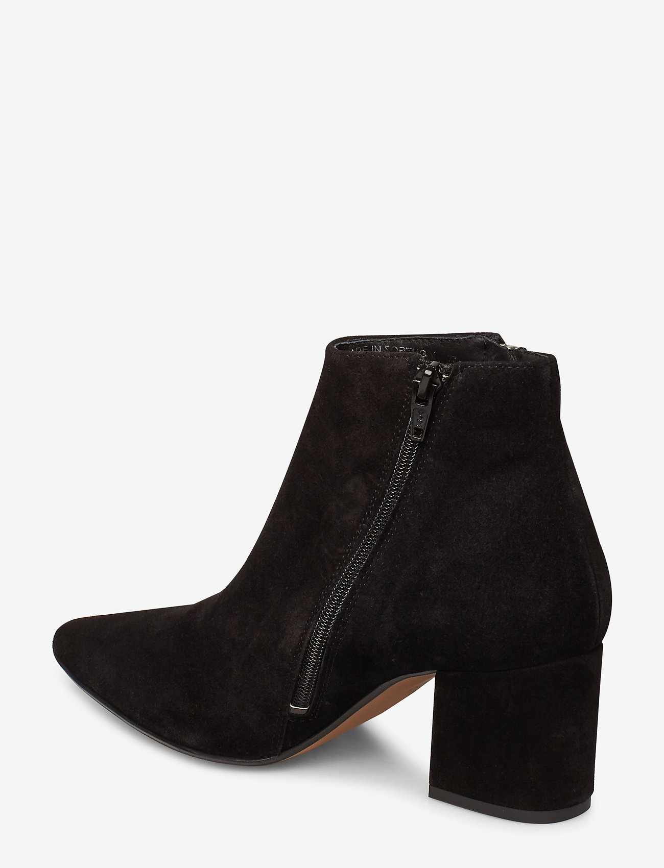 Biacalais Suede Ankle Boot (Black 1) (479.98 kr) - Bianco