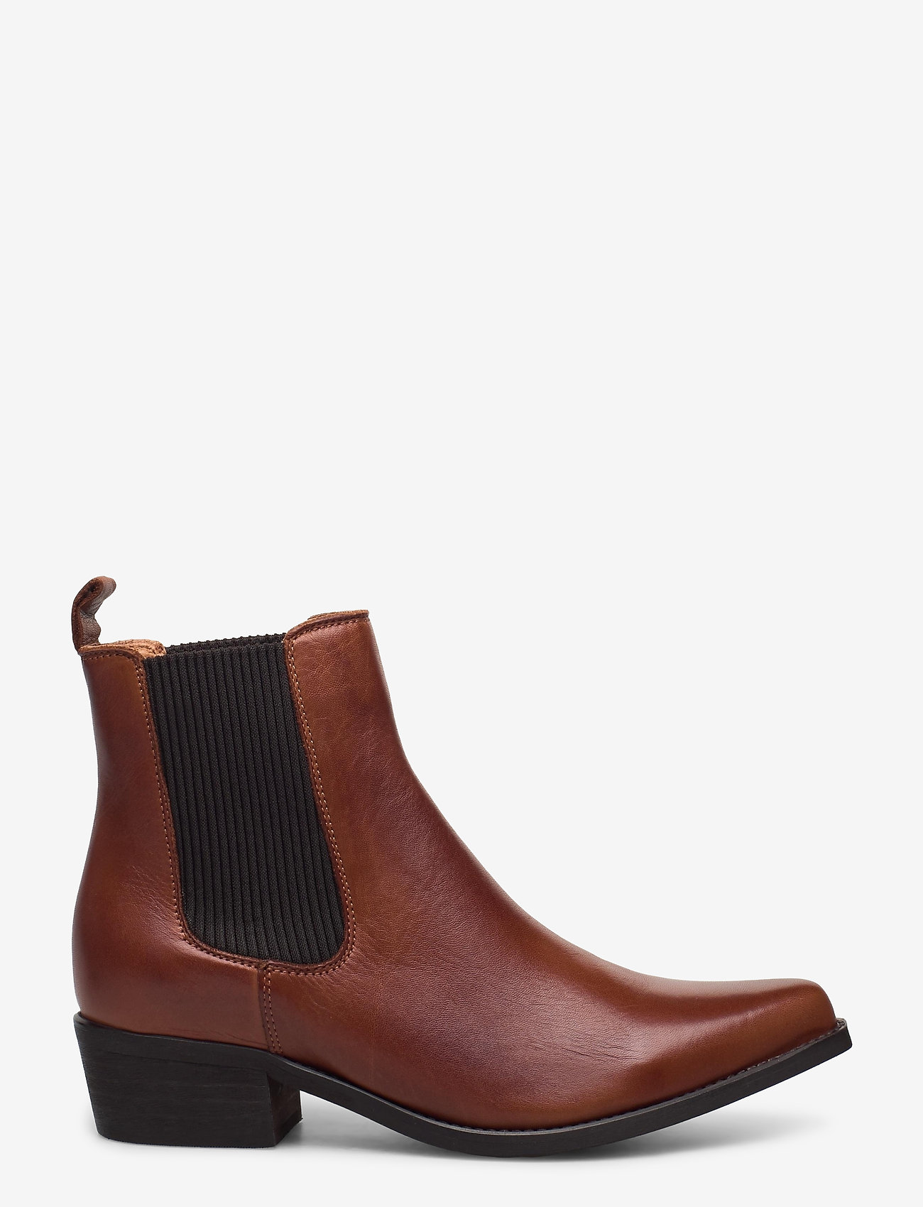 Bianco - BIACOCO Chelsea Western - chelsea boots - cognac - 1