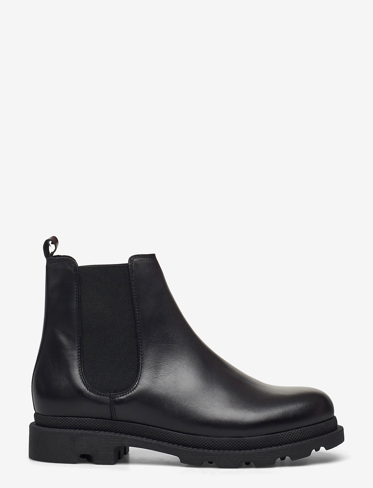 Bianco - BIACYAN Leather Chelsea Boot - chelsea boots - black - 1