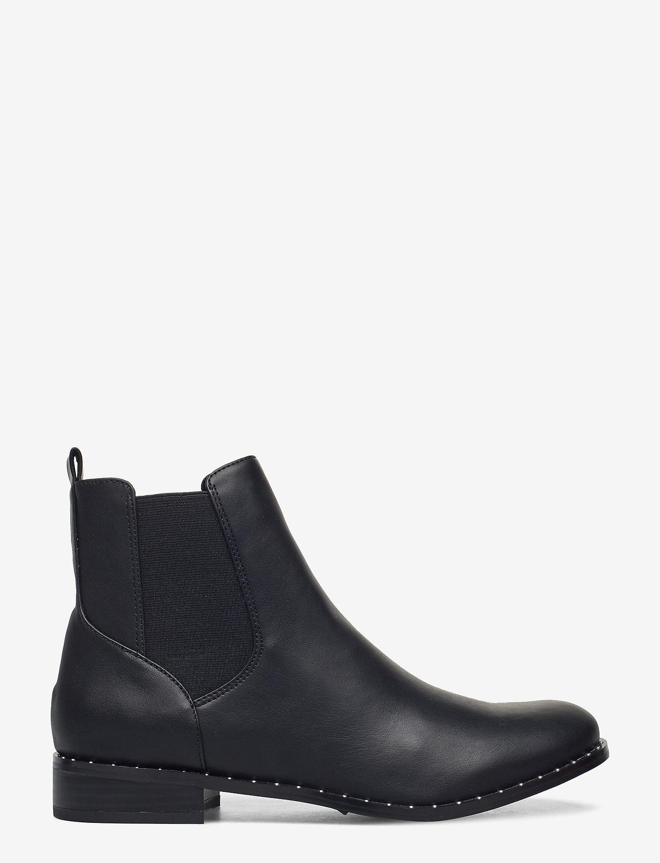 Bianco - BIAELLA Stud Chelsea Boot - chelsea boots - black - 1