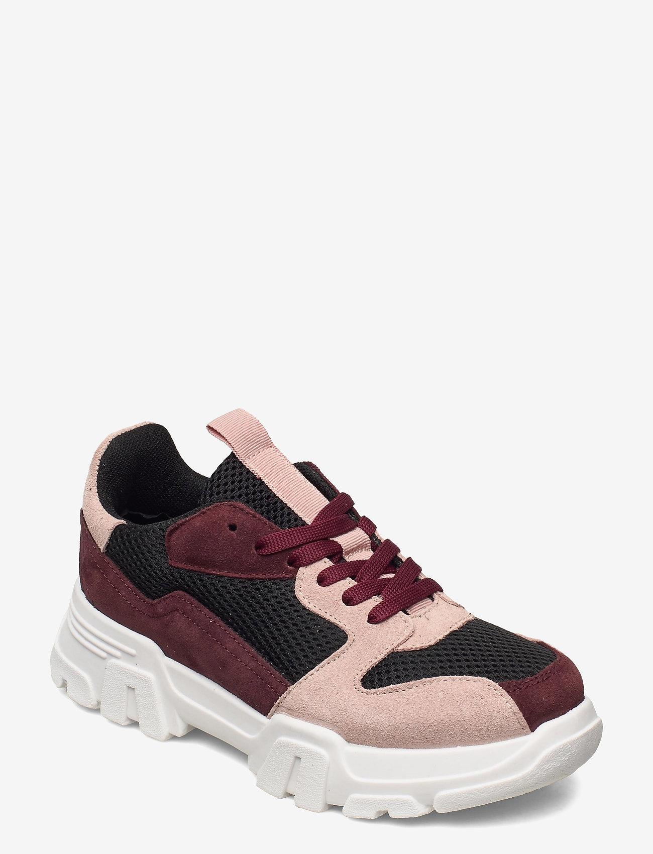 Bianco - BIACANARY Suede Sneaker - lage sneakers - burgundy 1 - 0