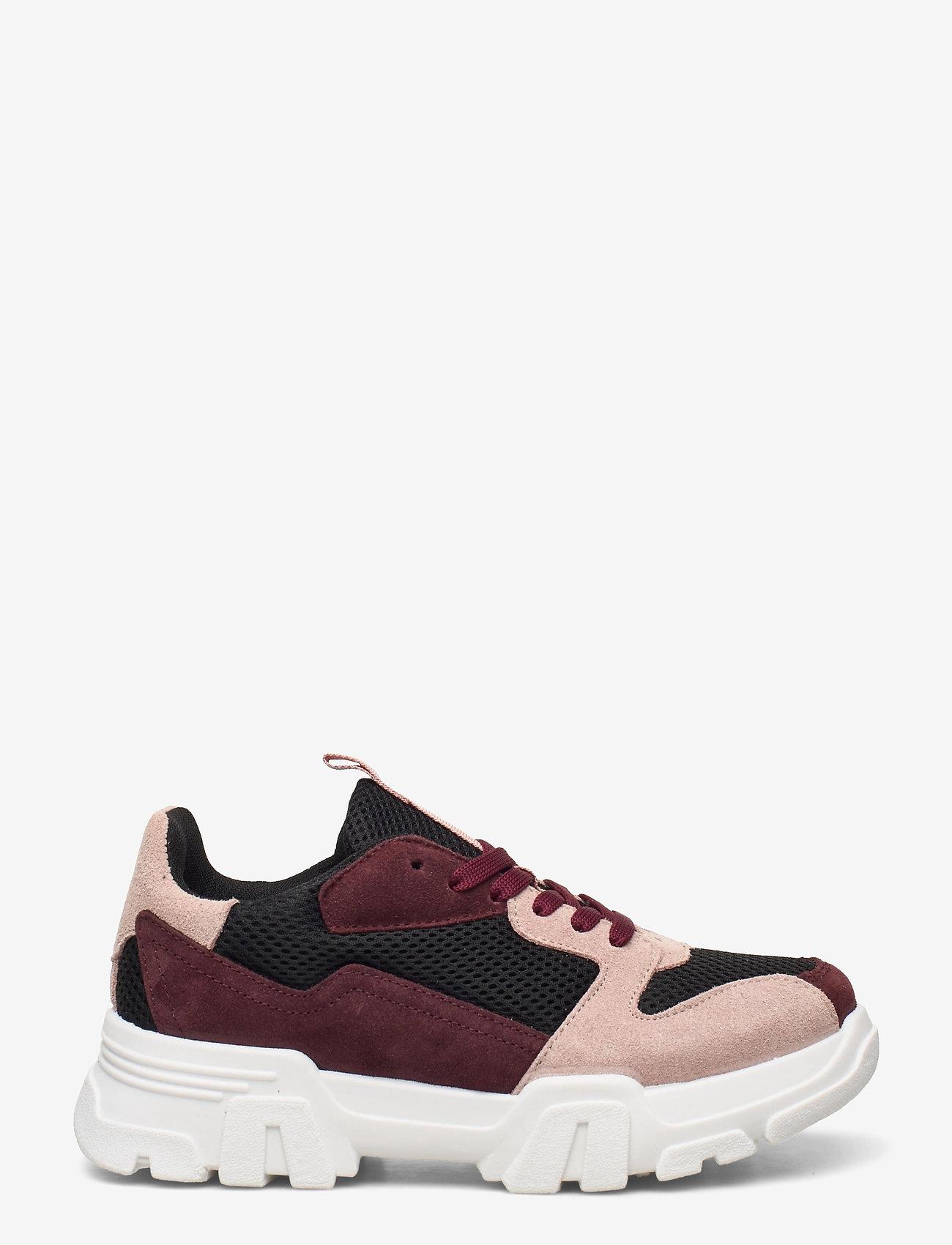 Bianco - BIACANARY Suede Sneaker - lage sneakers - burgundy 1 - 1