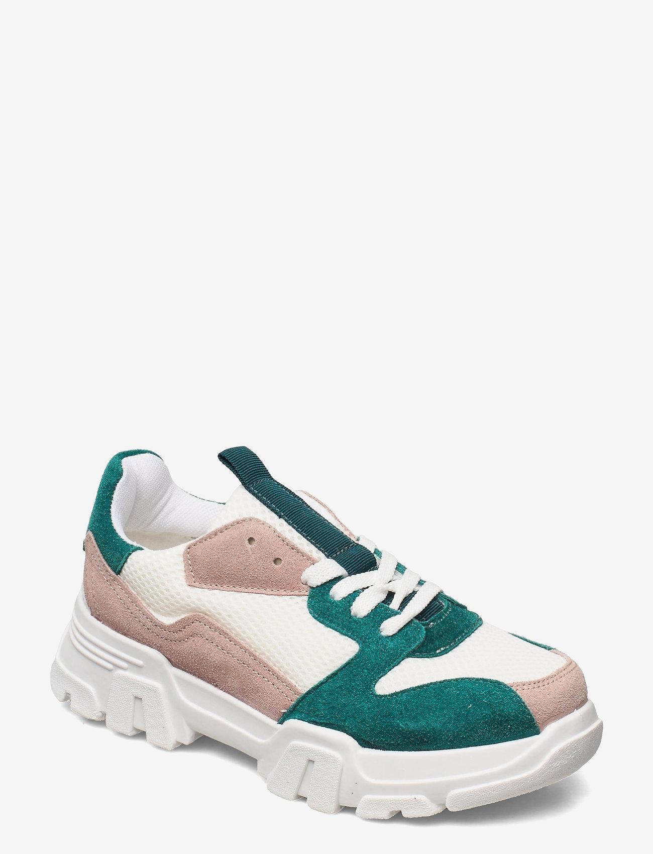 Bianco - BIACANARY Suede Sneaker - lage sneakers - mint 1 - 0