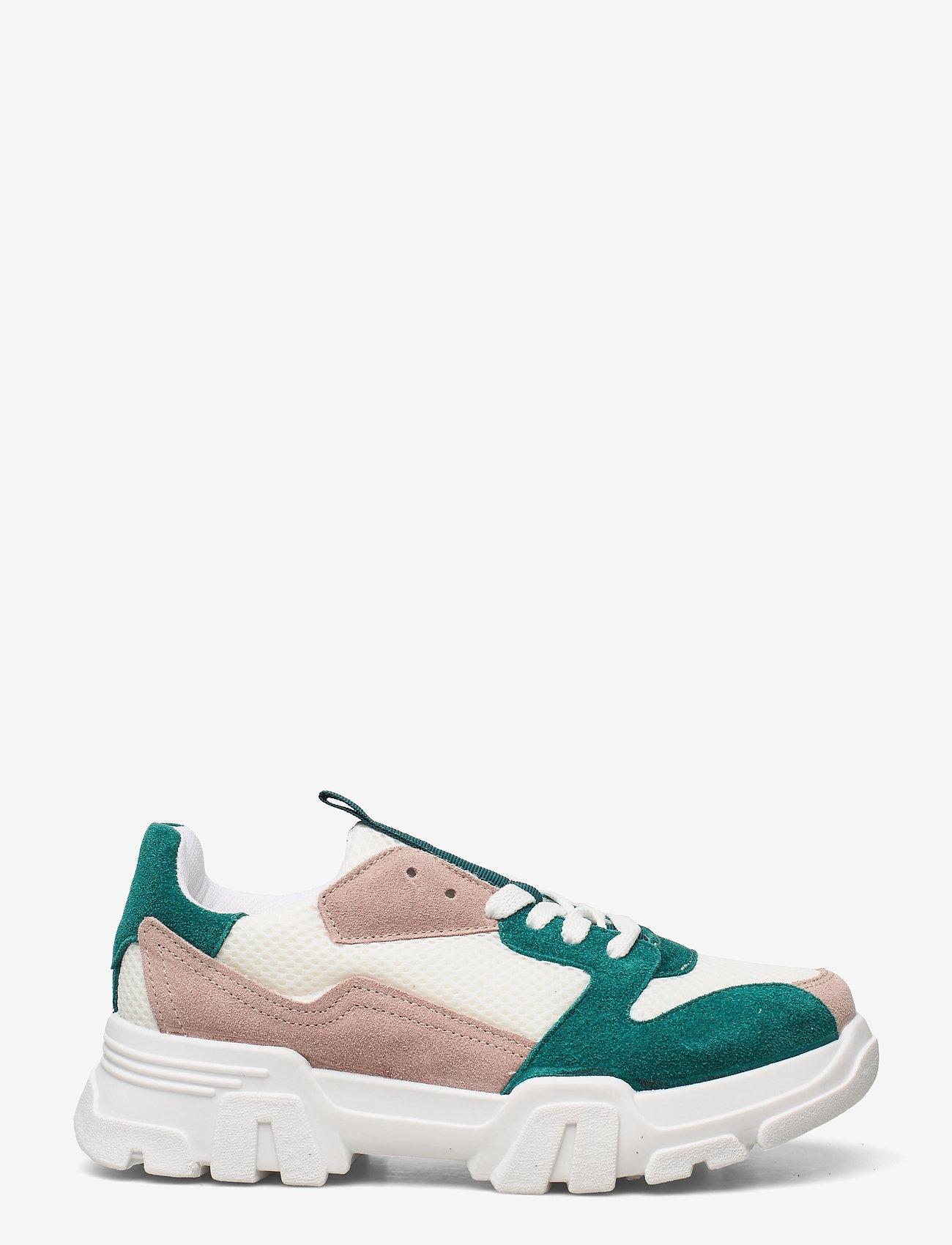 Bianco - BIACANARY Suede Sneaker - lage sneakers - mint 1 - 1