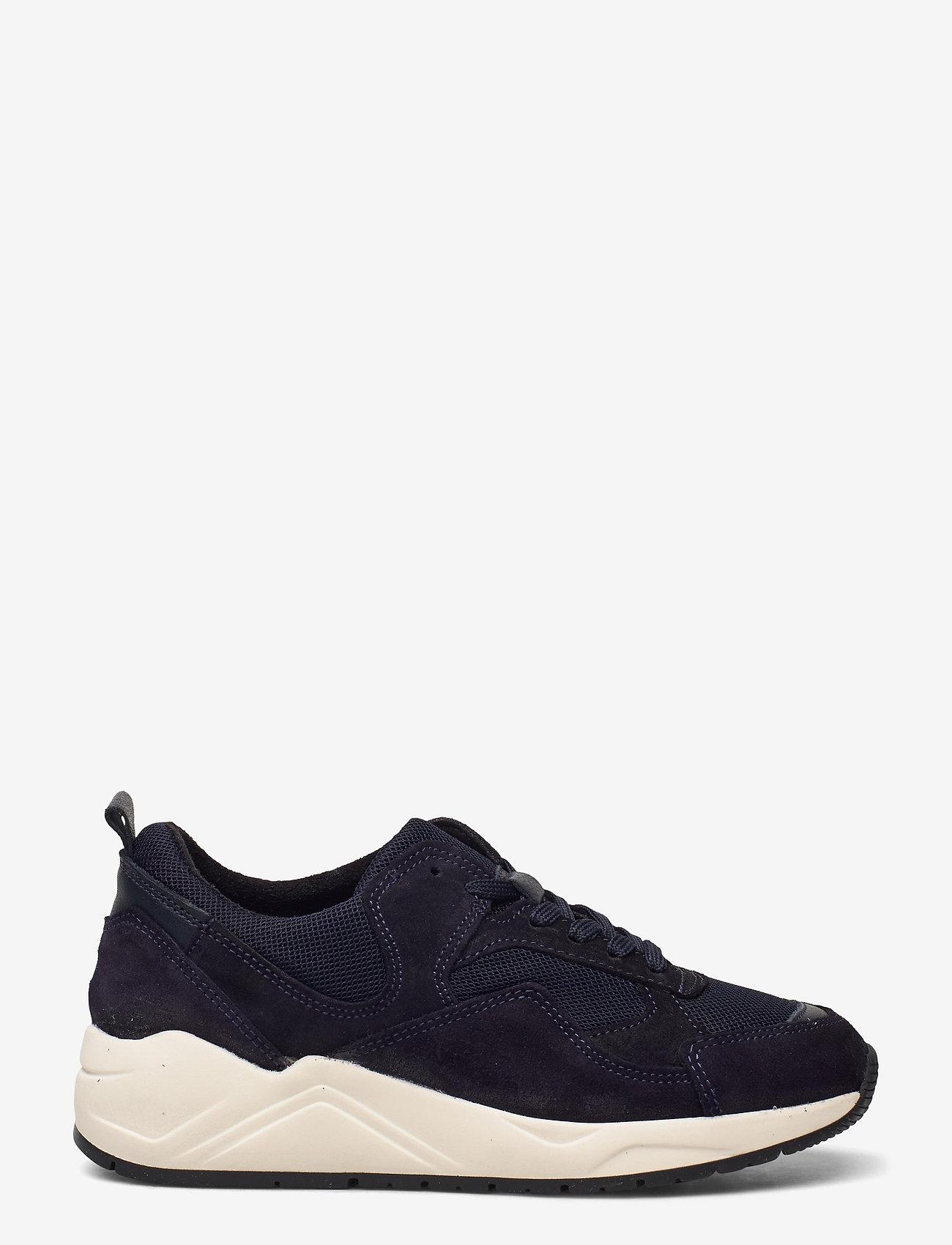 Bianco - BIADAKOTA Suede Sneaker - lage sneakers - navy blue 1 - 1