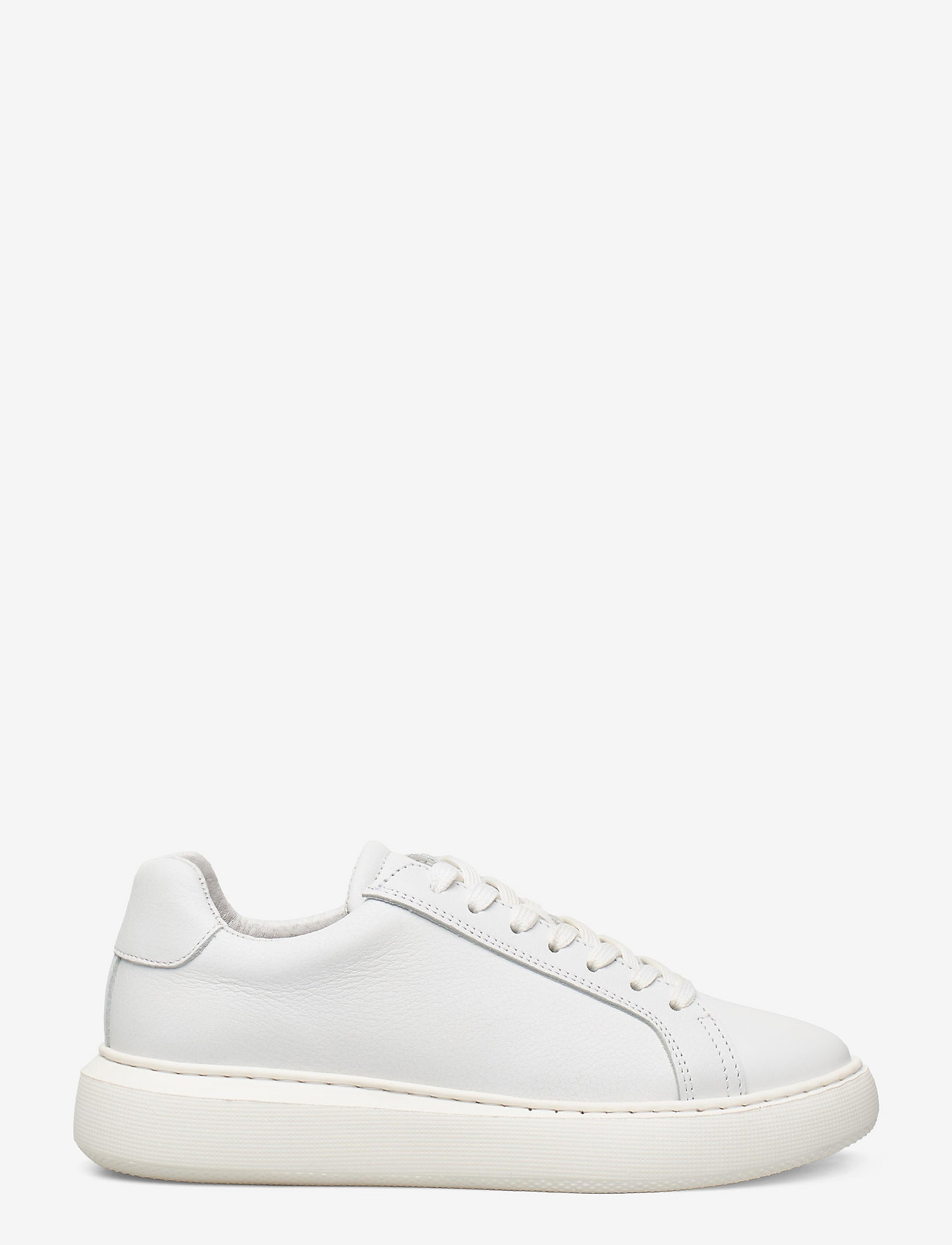 Bianco - BIAKING Clean Leather Sneaker - lage sneakers - white - 1