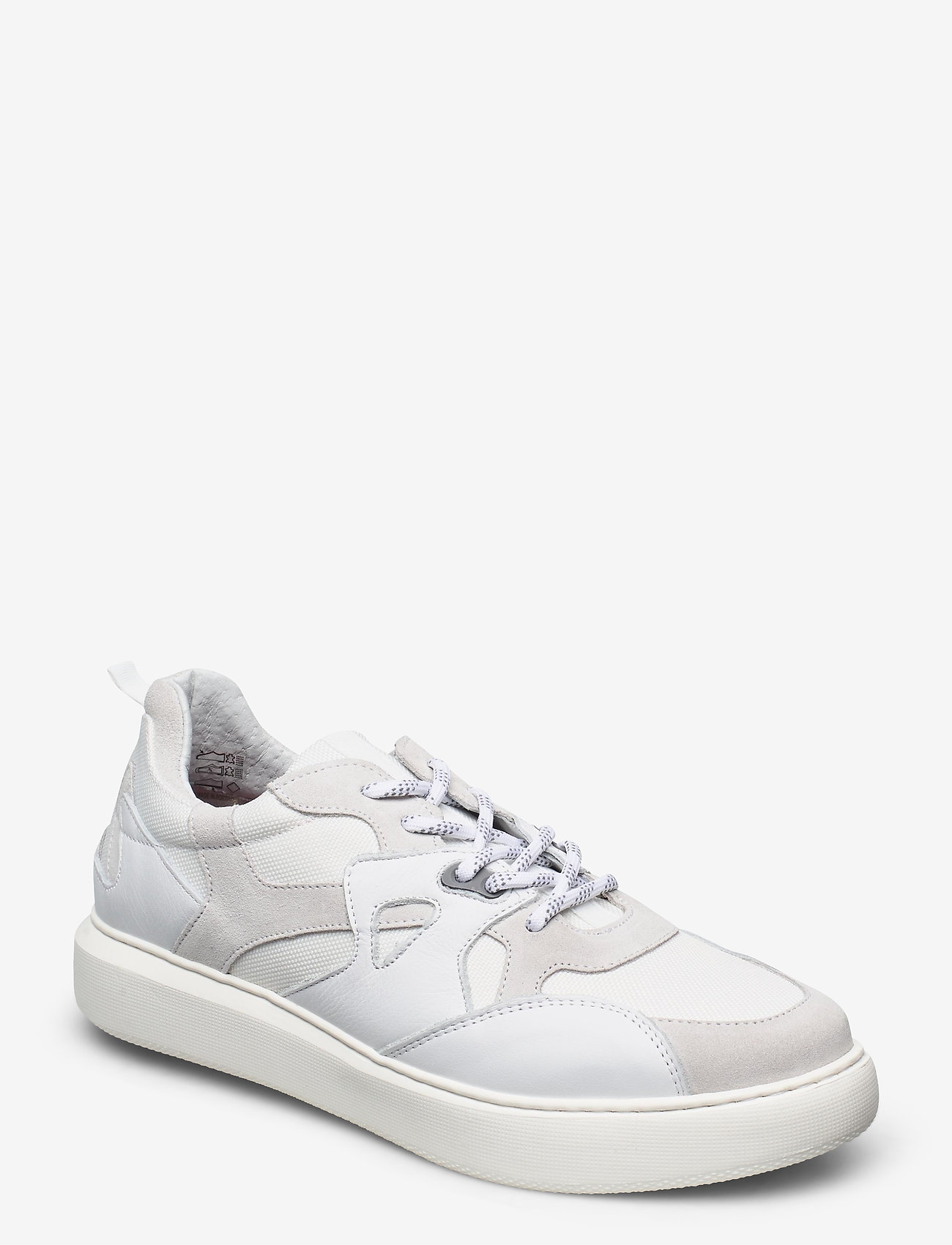 Bianco - BIAKING New Sport Sneaker - baskets basses - white - 0
