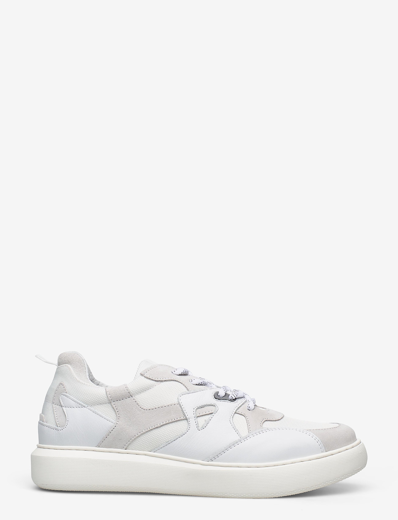 Bianco - BIAKING New Sport Sneaker - baskets basses - white - 1