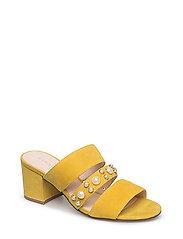 Bianco - Pearl Strap Sandal Amj18