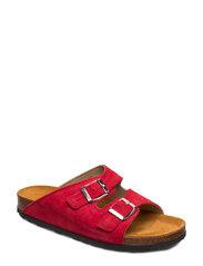 Glitter Bio Sandal - RED 1