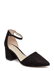 BIADIVIVED D'orsay Pump - BLACK 1