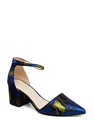 BIADIVIVED Pump - COBALT BLUE 1