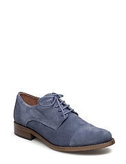 Dress Toe Cap Shoe JFM17 - BLUE
