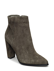 Suede Pointy Boot SON16 - ARMY GREEN