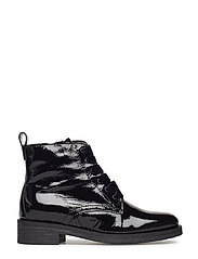 BIATINE Patent Laced Up Boot
