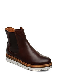 Cleated Chelsea - DARK BROWN