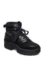 BIACORO Chunky Winter Boot - BLACK 1