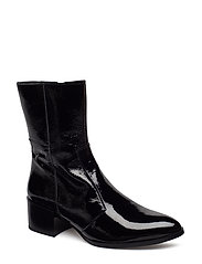 BFAUDREY Leather Boot - BLACK 3