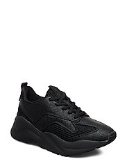 BIABECKY Suede Sneaker - BLACK 8