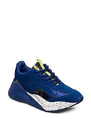BIABECKY Suede Sneaker - COBALT BLUE 1