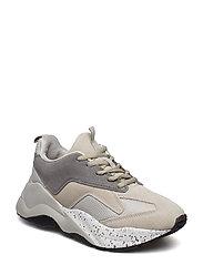 BIABECKY Suede Sneaker - LIGHT GREY 1