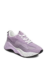 BIABECKY Suede Sneaker - LILAC 1