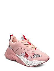 BIABECKY Suede Sneaker - POWDER 4