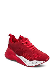 BIABECKY Suede Sneaker - RED 1
