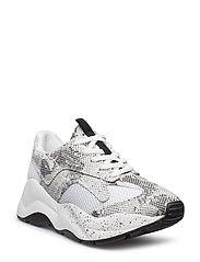 BIABECKY Suede Sneaker - SNAKE 1